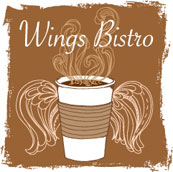Wings Bistro logo